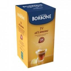Cialda 44mm Borbone Tè al limone