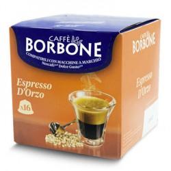 Capsule Borbone Espresso d'Orzo Compatibili con macchine a marchio Nescafé ®* Dolce Gusto ®*