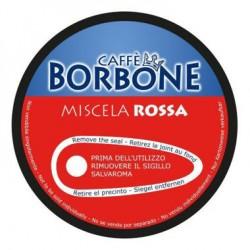 Capsule Borbone Caffè miscela Rossa Compatibili con macchine a marchio Nescafé ®* Dolce Gusto ®*