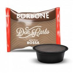 Capsule Borbone Caffè miscela Rossa Compatibili con macchine a marchio Lavazza®* A Modo Mio ®*