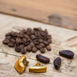 CAFFE' CIOCCOLATO & ARANCIO