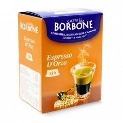 Capsule Borbone Espresso d'Orzo Compatibili con macchine a marchio Lavazza®* A Modo Mio ®*