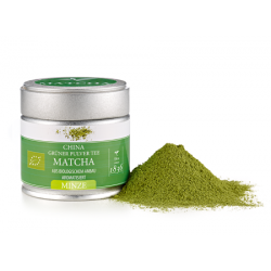 China MATCHA Mint Bio 30g
